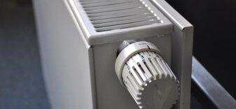 radiator-Lekkage CV leiding